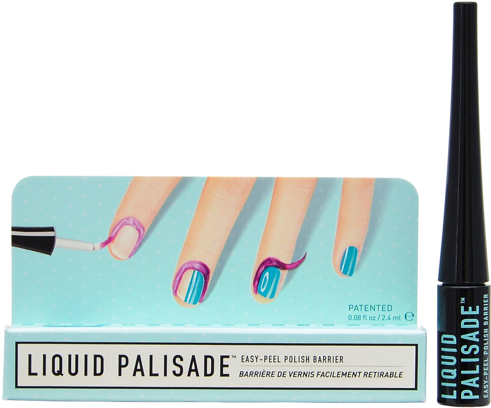 Amazon Com Liquid Palisade Better Than Nail Polish Remover Liquid Tape For Nails French