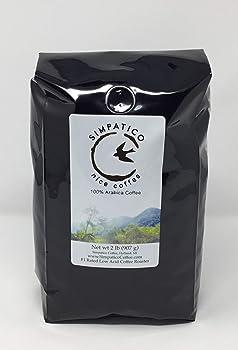 Simpatico Low Acid Decaf Dark Roast Coffee