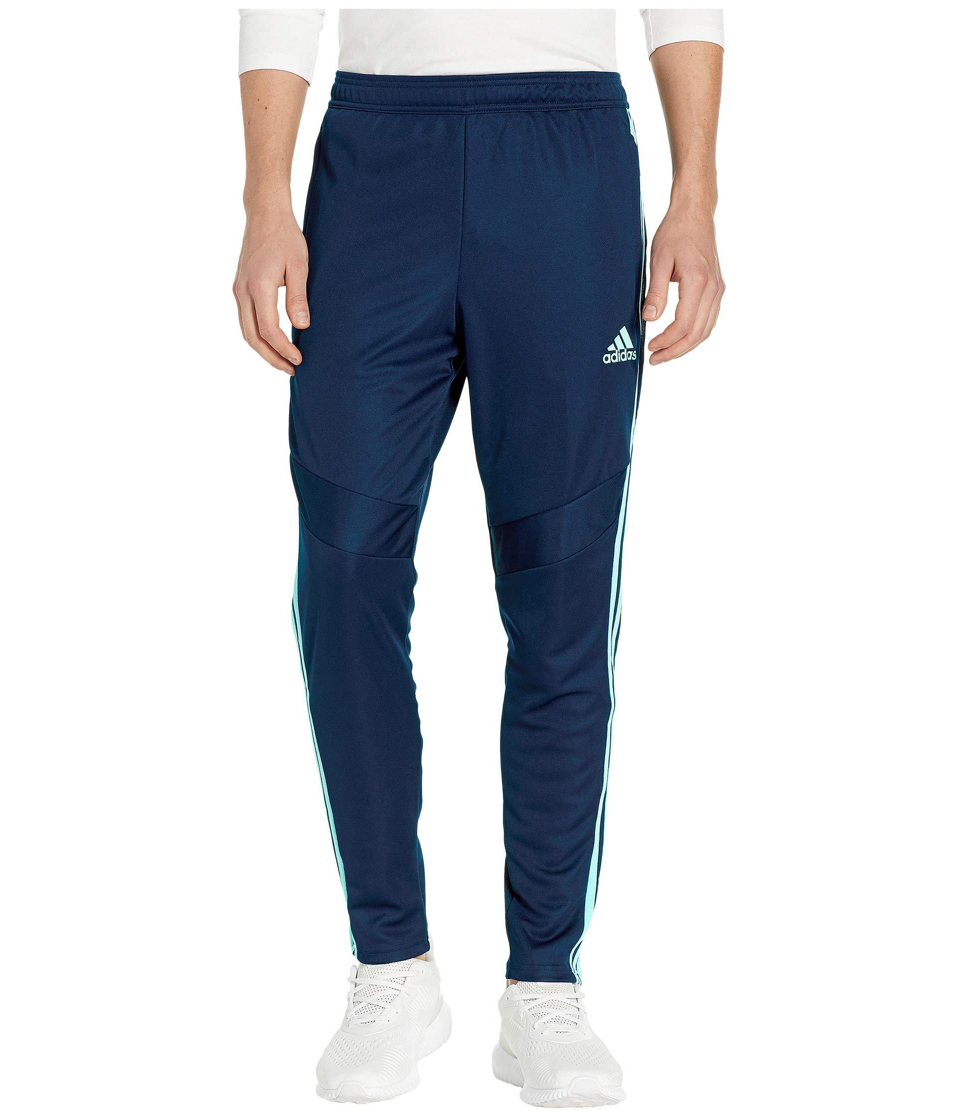 adidas Tiro '19 Pants Collegiate Navy/Clear Mint XL