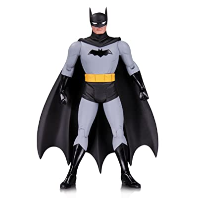 DC Collectibles Comics Designer Series Darwyn Cooke Batman Action Figure: Toy: Toys & Games