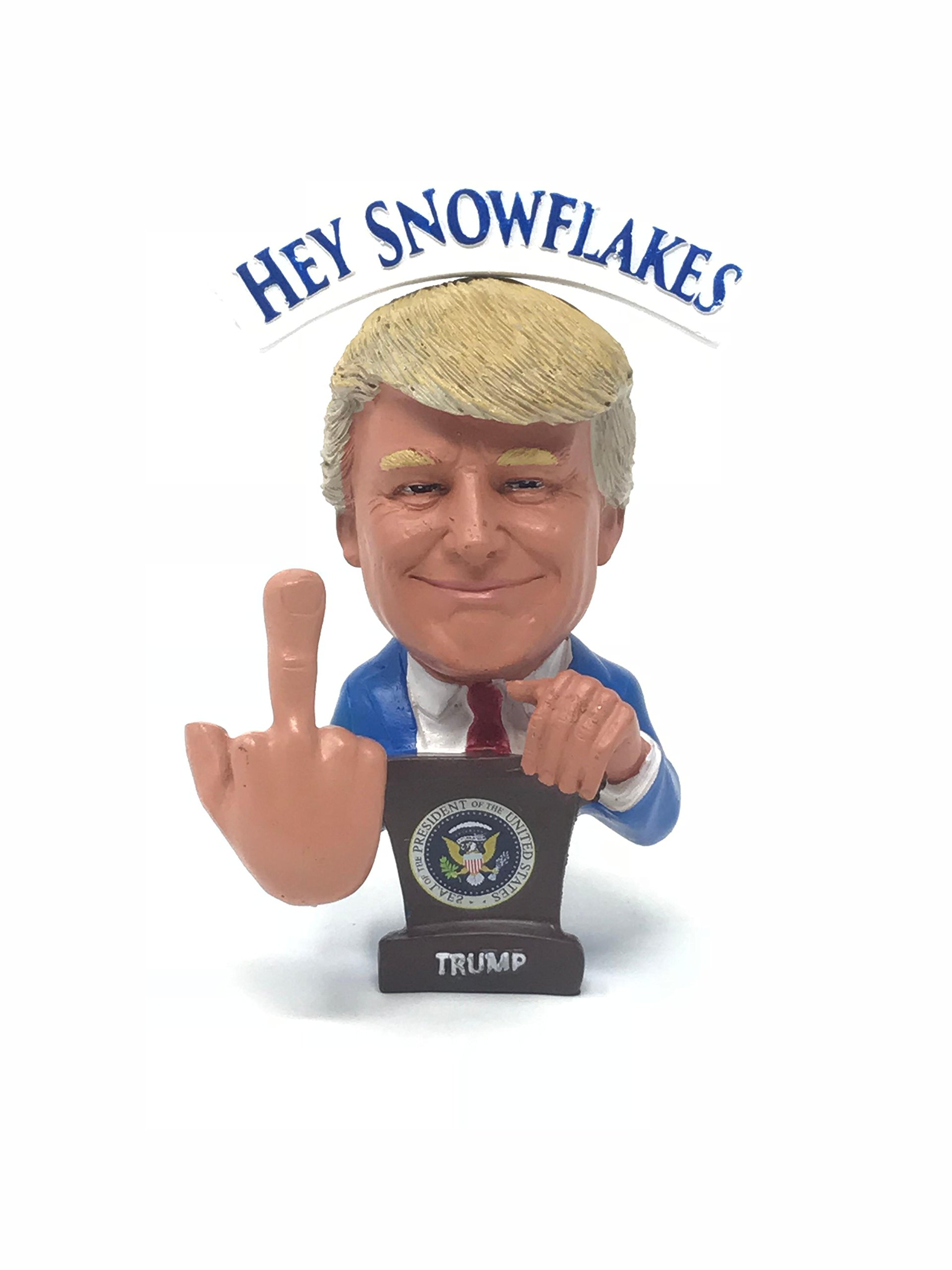 FU Legends Hey Snowflakes, I'm Your President...