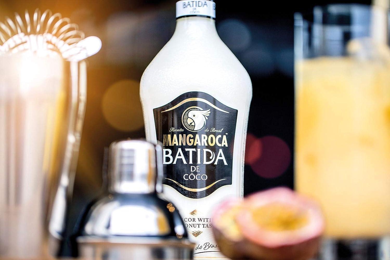Licor Batida Coco Mangaroca: Amazon.es: Alimentación y bebidas