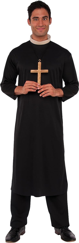 Rubies - Disfraz de cura para adultos, talla única standard ...
