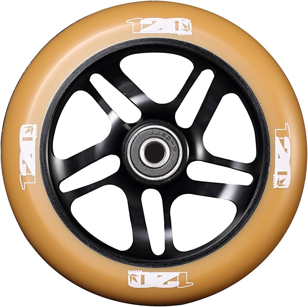 Amazon.com: Envy Scooters 120 mm 5 radios ruedas (Par ...