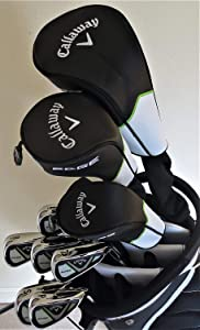 Callaway Complete Golf Set with Stand Bag (Men's, Stiff)