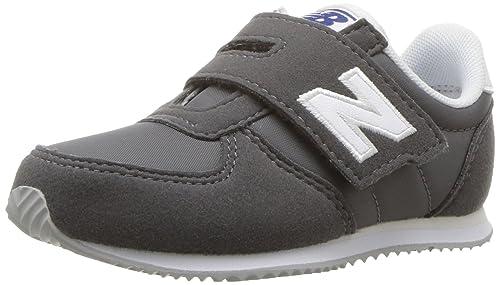 | New Balance Kids' KV220 Hook and Loop Sneaker