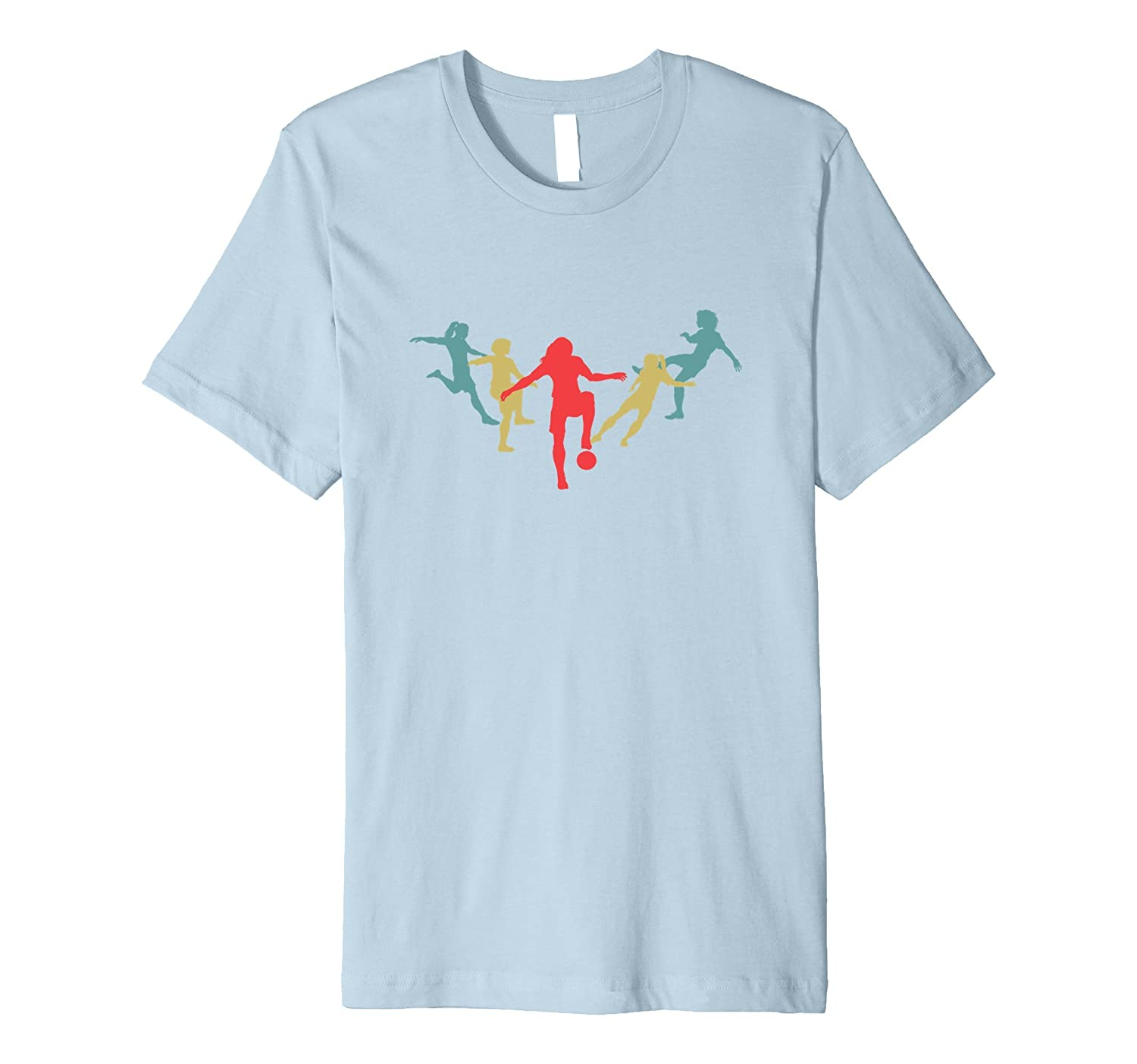 Soccer gift ideas for teens youth and girls premium t for Boys soccer t shirts