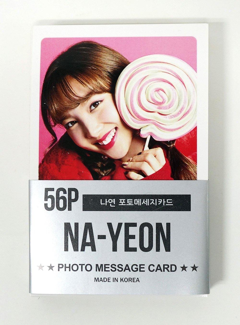 Nayeon Twice Photocards Set X 56 [importadas] Xsr