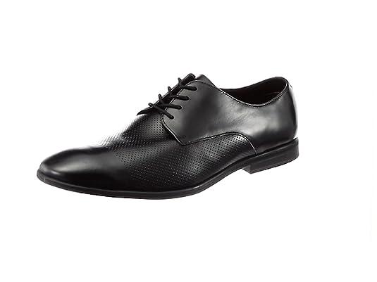 Clarks Bampton Cap, Zapatos de Cordones Derby para Hombre