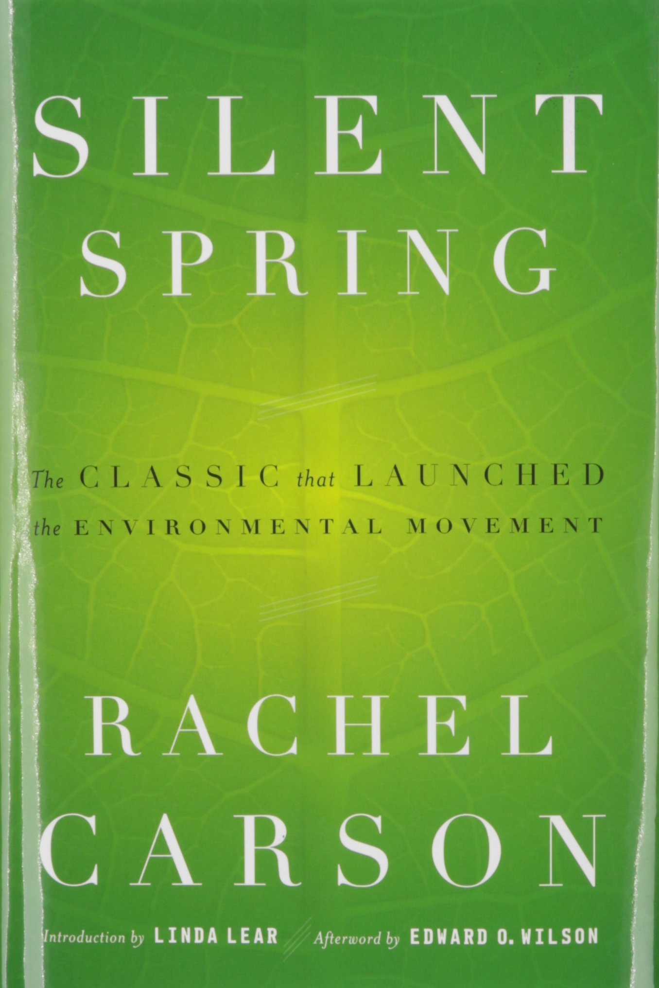 Silent Spring by Houghton Mifflin Harcourt