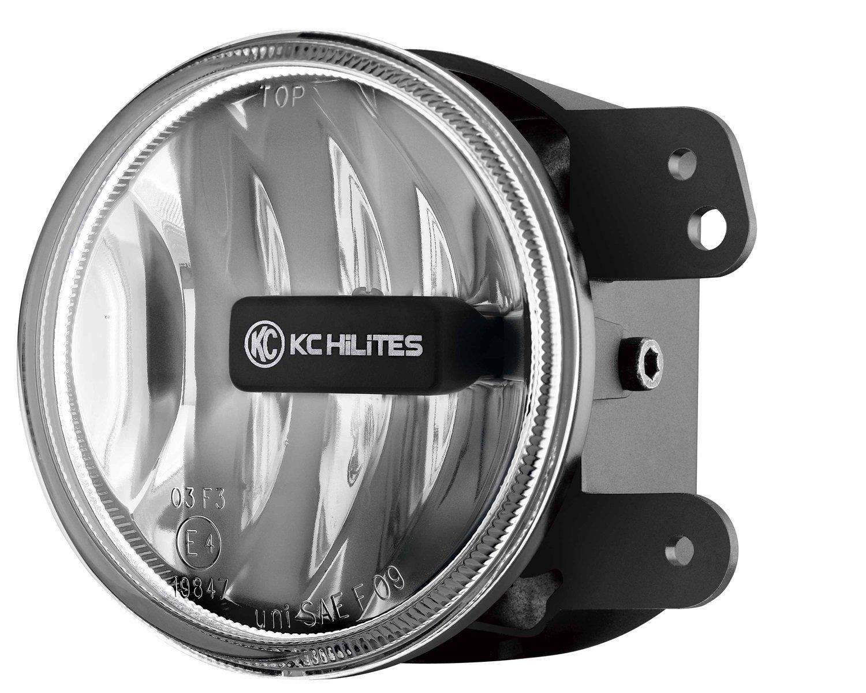 Kc Hilites 1496 Gravity G4 Amber Led Fog Light System Wiring Lights Wrangler Sae Ece Automotive