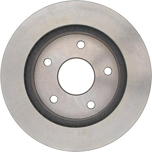 ACDelco 18A1492A Advantage Non-Coated Front Disc Brake Rotor