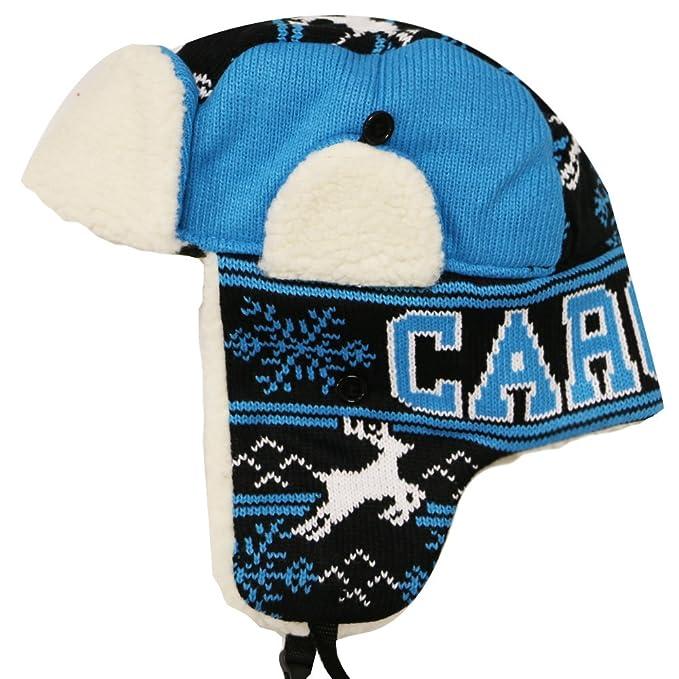 b788fd9603f74 City Hunter W700 Snow Deer Trapper Hat Carolina at Amazon Women s ...