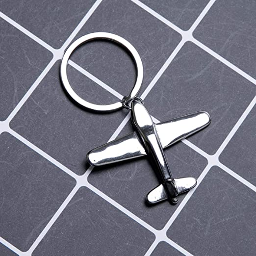 Amazon.com: Fanery Sue - Llavero personalizado de acero ...