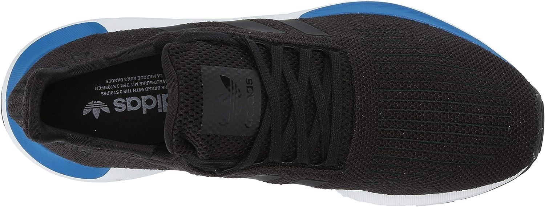 adidas Originals Women's Swift Running Shoe Black/Black/White