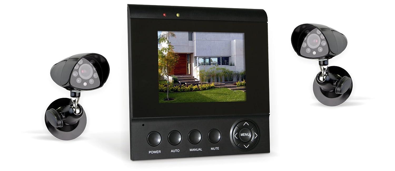 Elro CS72SEC - Sistema tft con 2 cámaras a color (exterior): Amazon.es: Bricolaje y herramientas