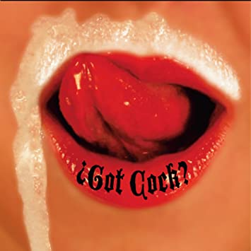 Cock lyric revolting