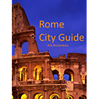 Rome City Guide (Europe Travel Series Book 36) (English Edition)