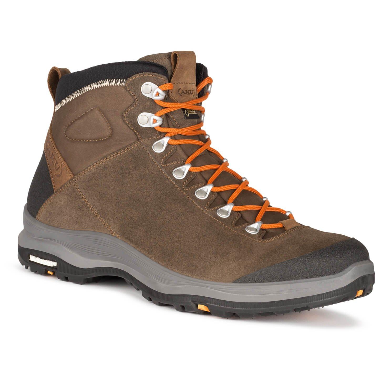 AKU AKU AKU Val GTX Herren Wanderschuhe Trekking Outdoor Gore Tex braun Gr 40-47 40 0961ad