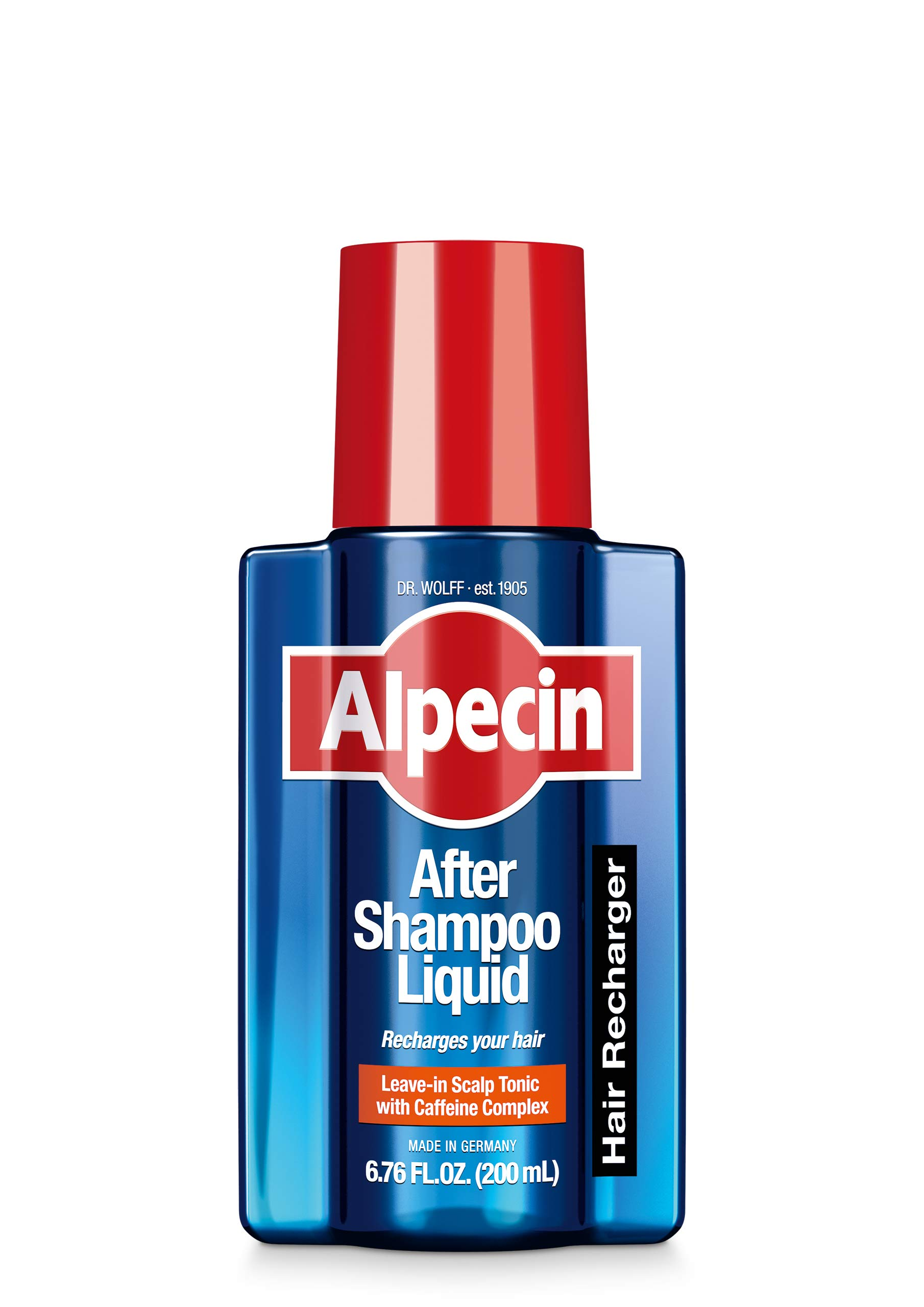 Alpecin Caffeine Liquid Hair Recharger, 200mL