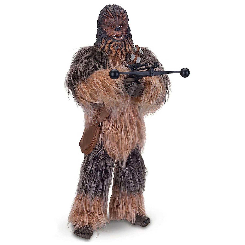 Star Wars Movie Episode VII Chewbacca 17 Inch Animatronic Interactive Action Figure B0182U656M