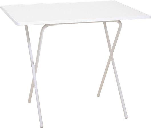 Scherentisch Weiss Klappbar Als Campingtisch Gartentisch Ca 60 X