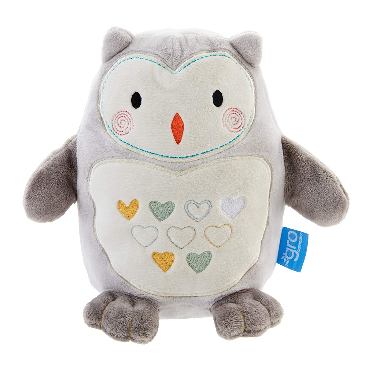 The GRO Company Percy the Penguin Sleep Aid and Comforter