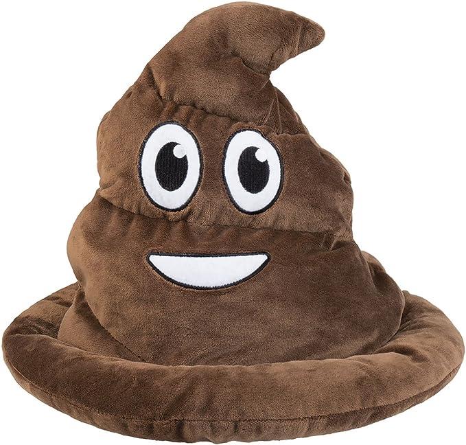 Boland- cappello shithead per adulti, marrone, taglia unica, 04284