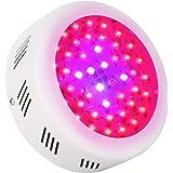 Roleadro LED Grow Light 138w con IR UV Luce UFO Lampade LED Coltivazione Indoor 9 Banda per Piante Crescere di Serra Grow Box