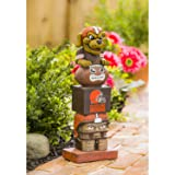Team Sports America NFL Cleveland Browns Tiki Totem
