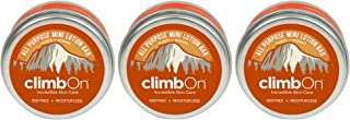 product image for climbOn The Original, All Purpose Mini Lotion Bar - Aromatherapy Balm Helps Soothes and Moisturizes Dry Cracked Skin, 0.5 oz Tin, 3 Pack