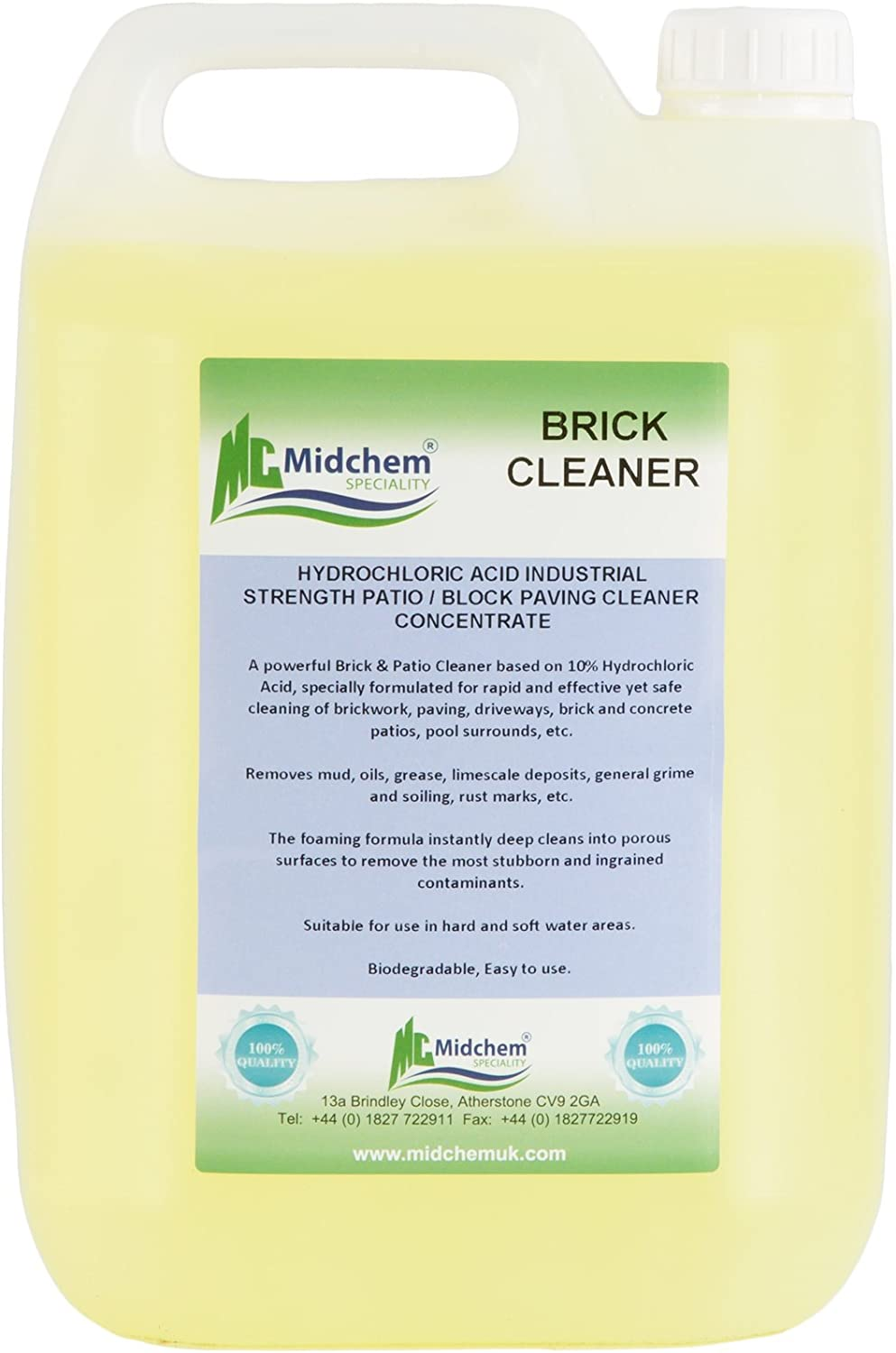 Remove Black Spot Lichen Mould And Algae From Your Patio With