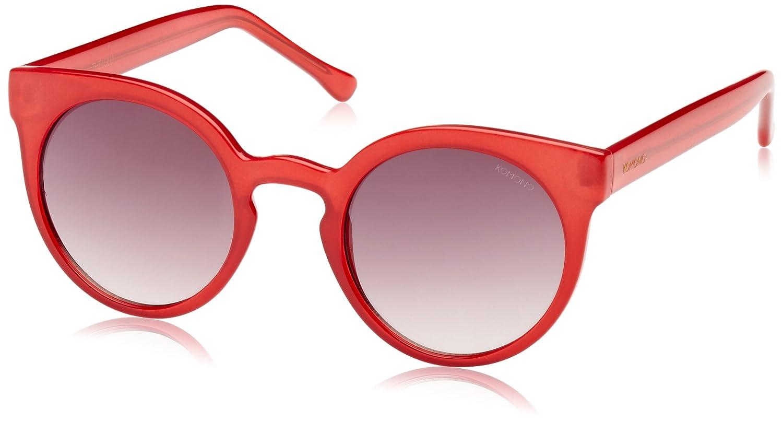 Komono Lulu, Monturas de Gafas para Mujer, Rojo (Écru Milky Red), 46