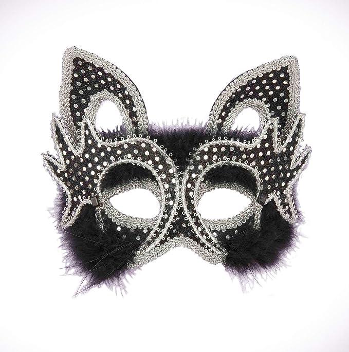 Amazon.com: Forum Mardi Gras Costume Masquerade Máscara de ...