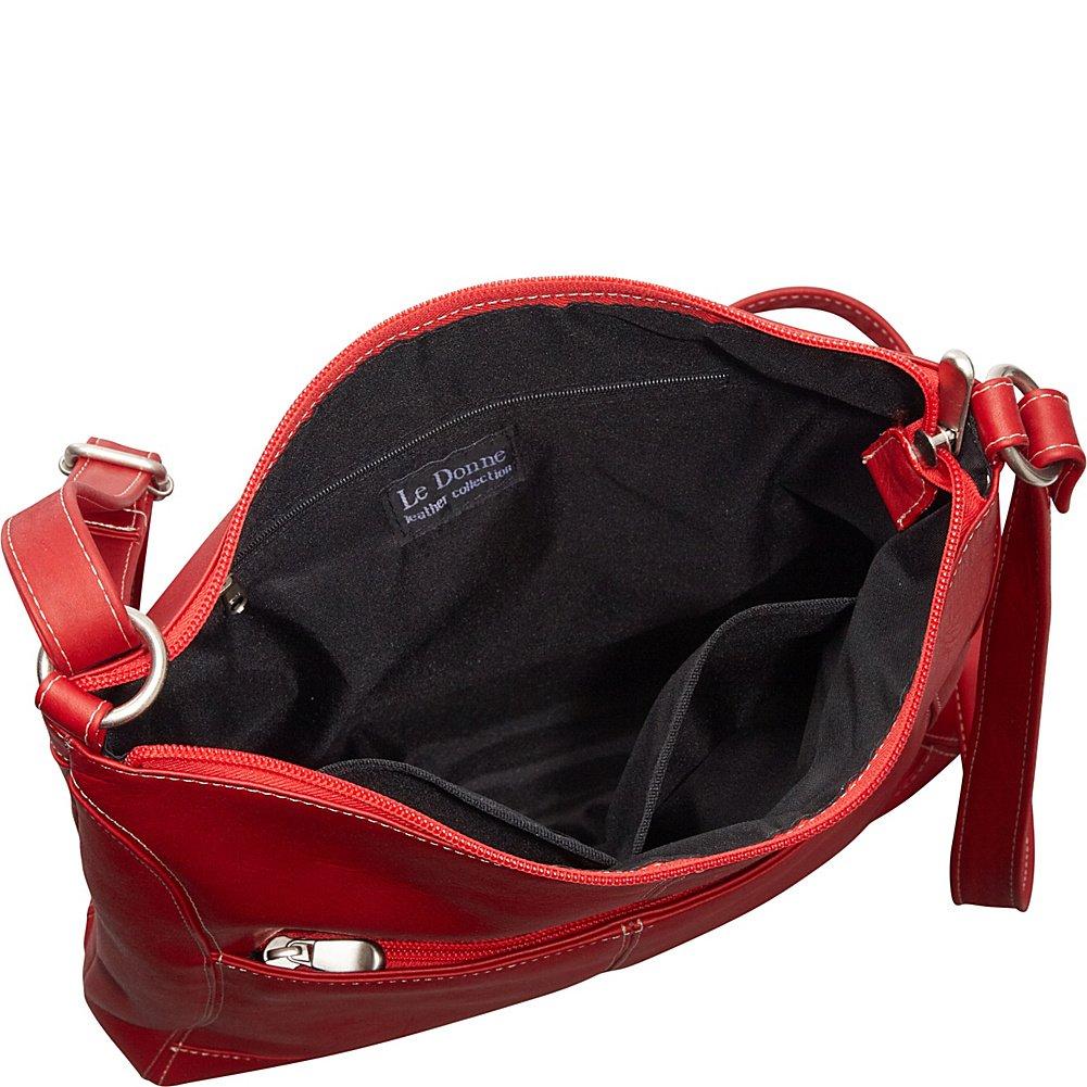 Le Donne Leather Easy Slip Cross-Body Bag 78aa2e4871035