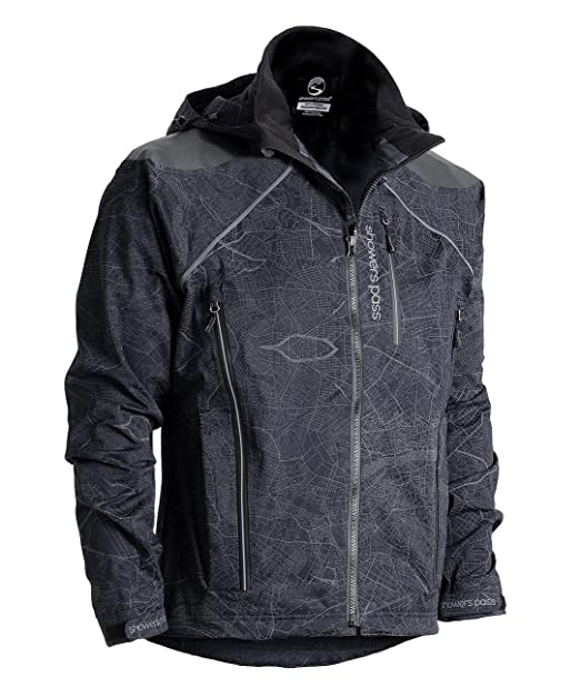 Amazon.com: PREMIUM – Atlas – Chaqueta impermeable y ...