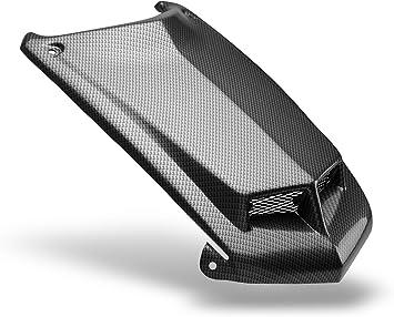 Maier USA Scooped Hood for Honda TRX450R Black 509730