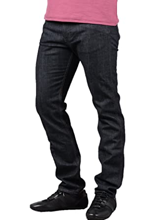 04a64580 Amazon.com: HUGO BOSS Boss Delaware Jean in Dark Blue Denim: Clothing