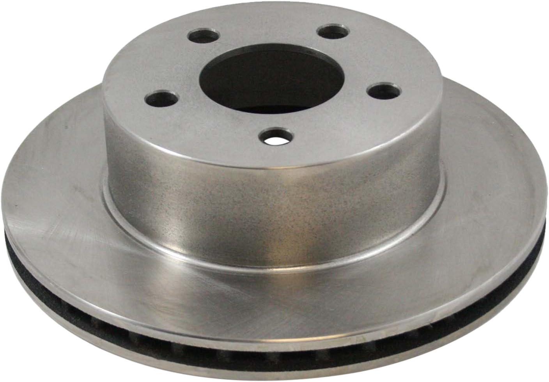 Dura International BR5396 Front Vented Disc Brake Rotor
