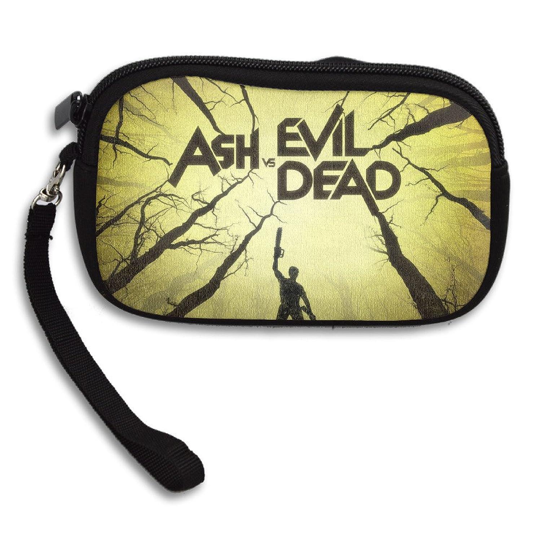 Ash Vs Evil Dead Purse Wristlet Bag
