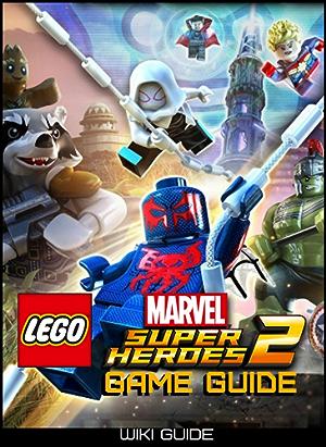 LEGO Marvel Super Heroes 2 Game Guide