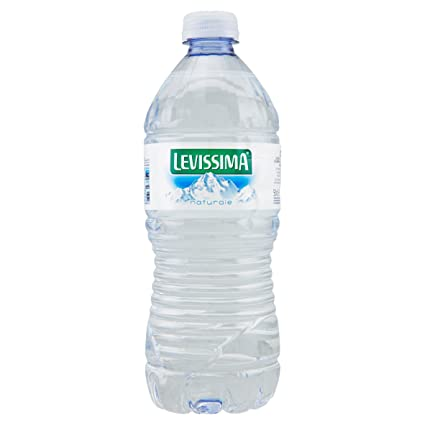 Amazon.com : Levissima: Natural Spring Water 16.9 Fluid Ounce (500ml) Bottles (Pack of 6) [ Italian Import ] : Grocery & Gourmet Food