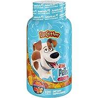 L'il Critters The Secret Life of Pets Complete Multivitamin, Kids Gummies, 190ct...