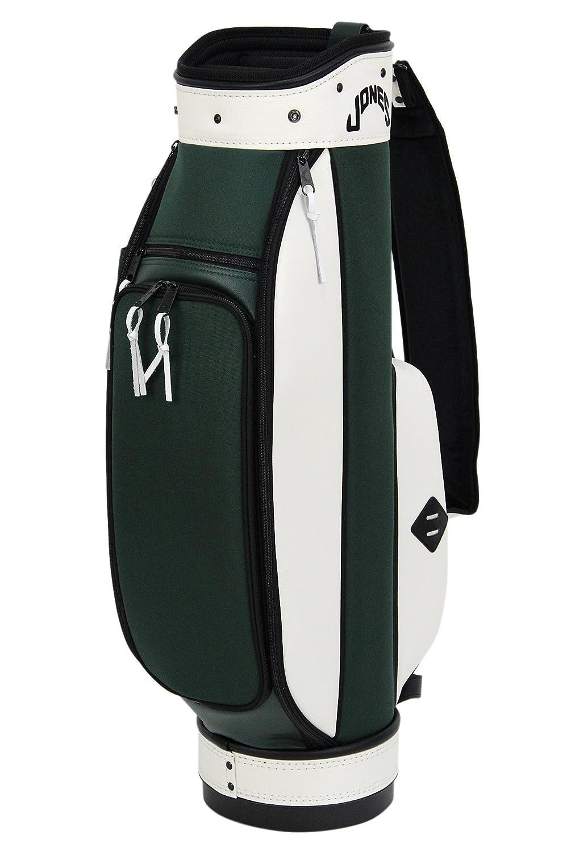 ジョーンズ (JONES) キャディバッグ ツアーバッグ 日本限定色 ライダーテイストデザイン ロゴ刺繍 rider-gr B076Q6J43Xグリーン(GR) F