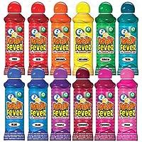 Dabbin' Fever Bingo Daubers - 12 Pack - Assorted Colors
