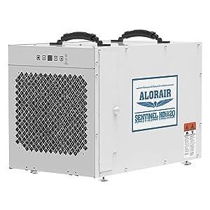 AlorAir Sentinel HDi120 Whole House Dehumidifier, 120 Pints at AHAM