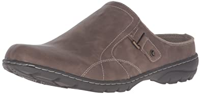 Dr. Scholl's Shoes Women's Hermosa Mule, Dark Taupe, ...