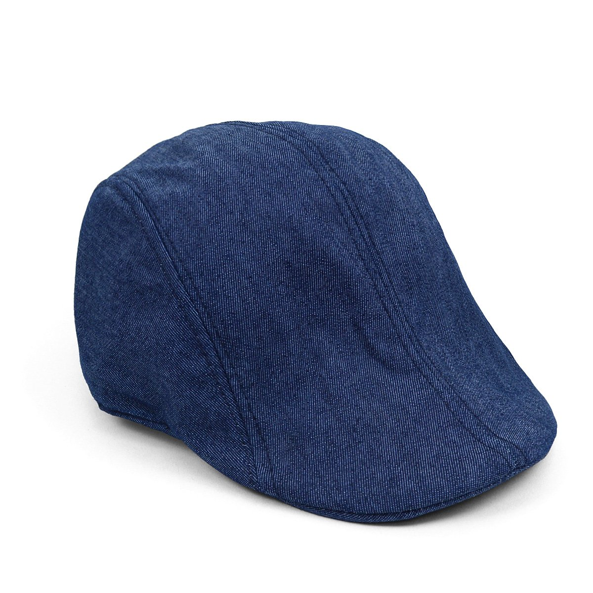 Unisex Classic Solid Color Ivy Hat