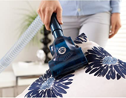 Hoover TP71TP04001 Turbo Power Pets 750W Upright Vacuum Cleaner Blue And Grey