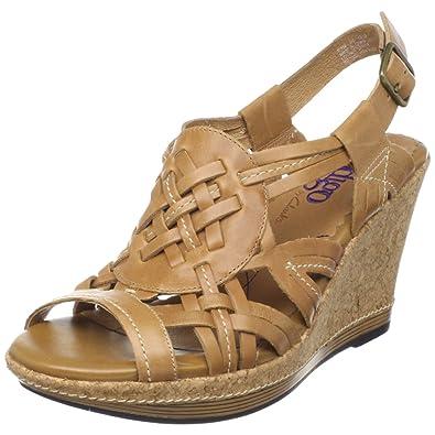 d0355647568 Clarks Women s GULL POND Wedge Sandal